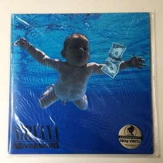 """黑膠唱片Nirvana - Nevermind 12"""" LP"""