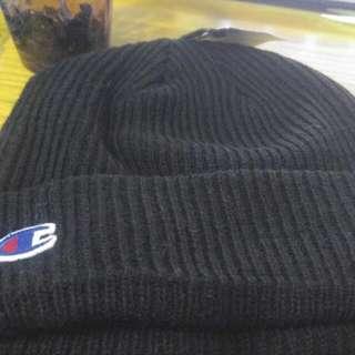毛帽  黑色 保暖