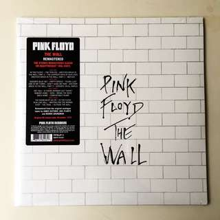 "黑膠唱片Pink Floyd - The Wall 12"" LP"