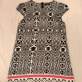 Funky Shift Dress
