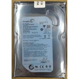 "[二手] Seagate 3.5"" 500GB Harddisk 3.5吋 硬盤 ST3500312CS ~ 7日保用"