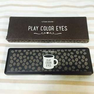 Etude House 咖啡吧眼影盤 果汁吧