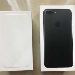 Local Set Original iPhone 7 plus Empty Box For Sell.