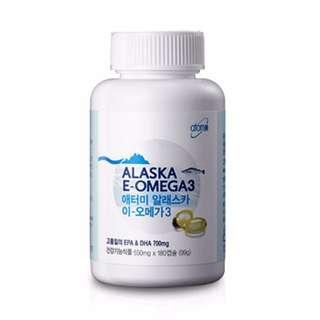 ATOMY Alaska E-Omega 3