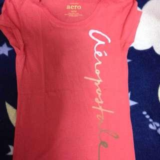 Authentic Aero Peach Shirt