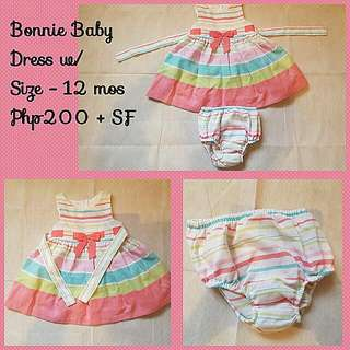 Dress W/ Diaper Cover