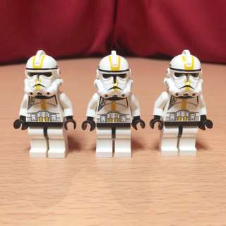 LEGO Phase 2 Clone Troopers (Star Corps)