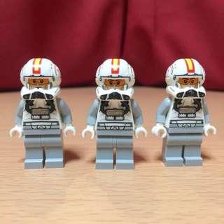 LEGO Star Wars Clone Pilots