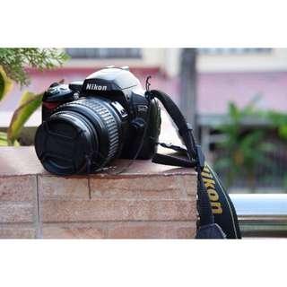 SLR Nikon D40 Digital Camera