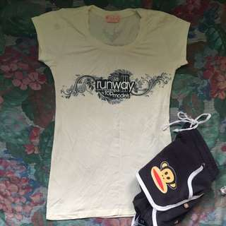 Runway Model Shirt
