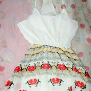 Saplot Dress