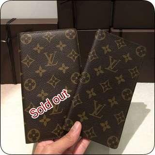 Authentic Louis Vuitton Men Wallet