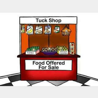 School canteen stall helper needed