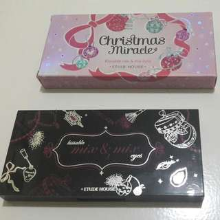Christmas Miracle Eye Shadow Etude