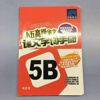 Higher Chinese Vocabulary Handbook P5