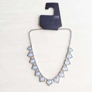 Target Diamond Necklace