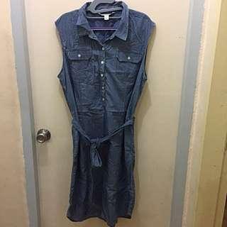 Jones New York Jeans Denim Dress