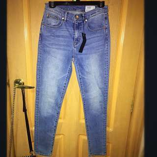 Silent Theory Jeans Size 7