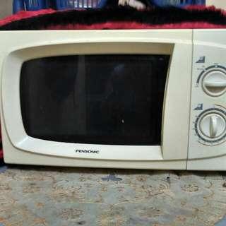 Microwave Merek Pesonic 100 % Oke