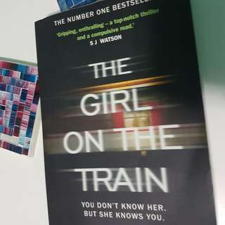 The Girl On The Train [Secondhand]