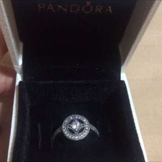 Pandora Vintage Allure Ring-size 7