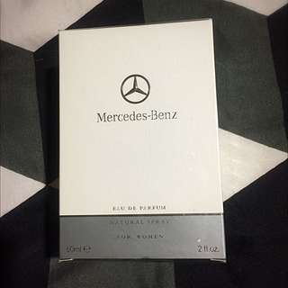 Mercedes Benz 60ml Woman Fragrance