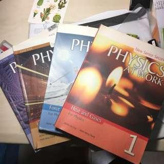 Physics參考書
