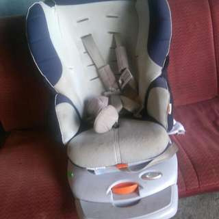 Carseat Aprica Brand Good For 4mos Up..