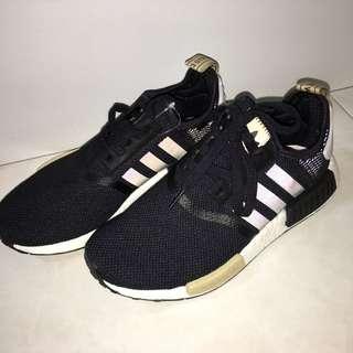 Adidas NMD Shoes (Black)