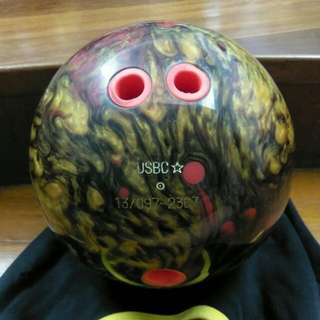 Polyester Bowling Ball (Spare Ball)