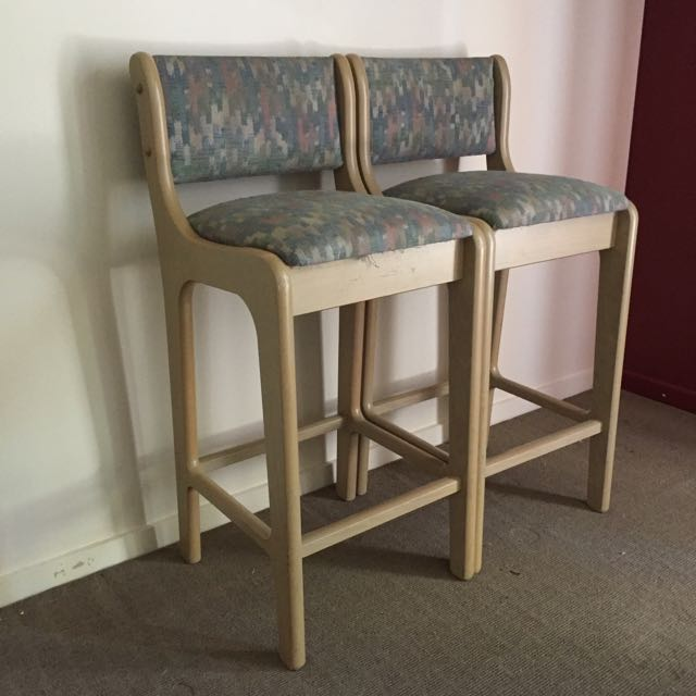 Price Dropped!!! 2x Bar Chairs