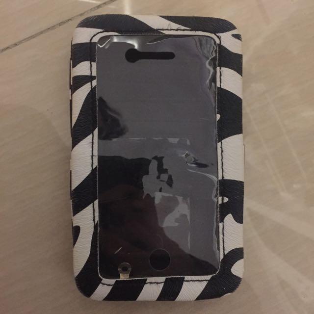 包郵 Claire's 手機錢包 iPhone 4/4s