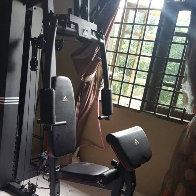 Adidas performance home gym sports other on carousell