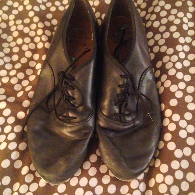 Angelo Luzio Tap Shoes