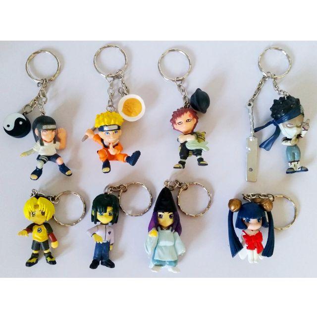 Assorted Anime Keychains
