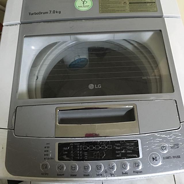 Automatic LG WASHING MACHINE