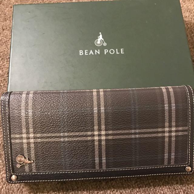 Beanpole Wallet (Blue)