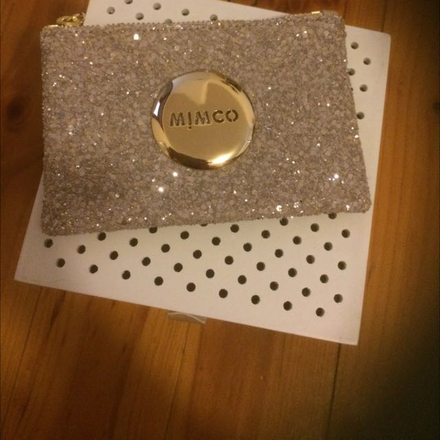 Beautiful MIMCO Pouch With Tags