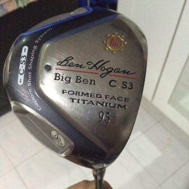 Ben Hogan Big Ben Golf Titanium