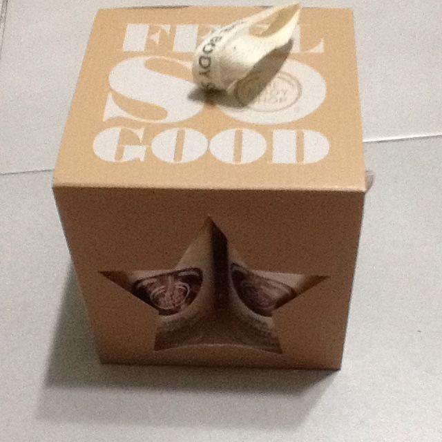 BN Body Shop Gift Set