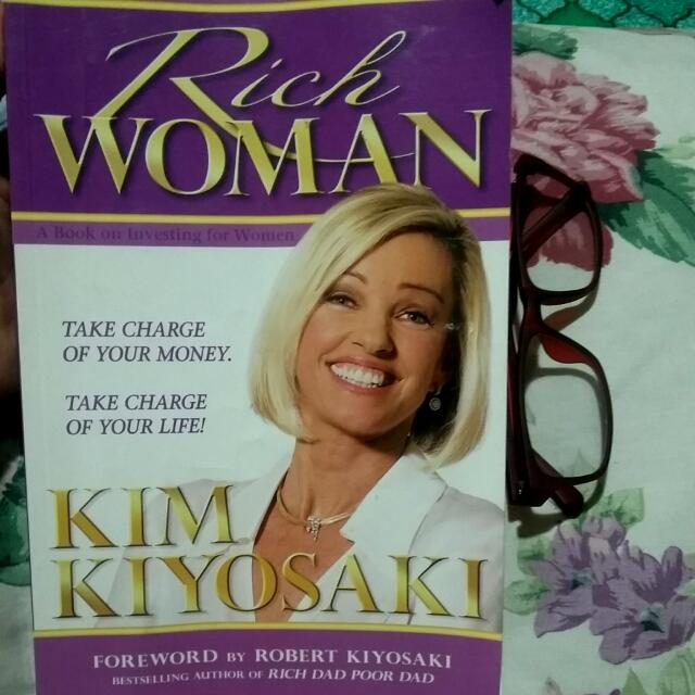 Rich Woman Book Mall Price 599