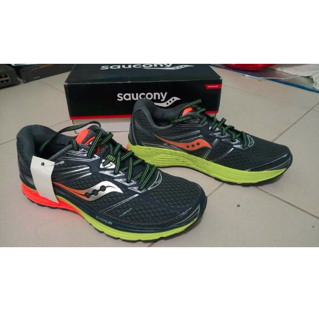 Saucony Guide 9, Men's Fashion, Footwear on Carousell