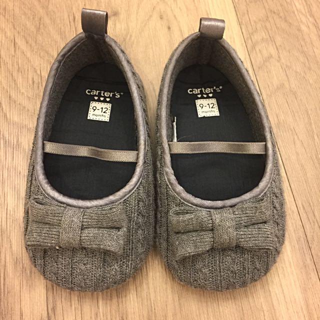 Cater's氣質蝴蝶結室內鞋