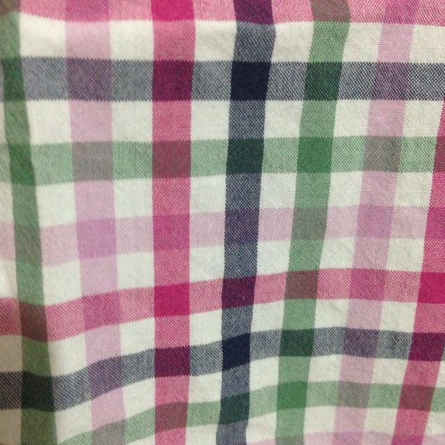 Checkered Button-up