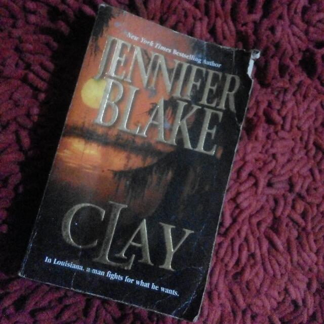 CLAY by Jennifer Blake