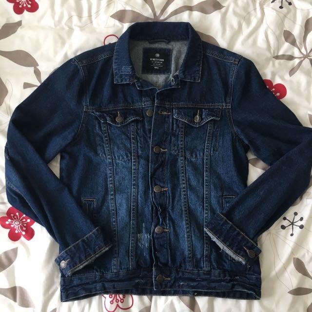 Cotton On Dark Denim Jacket