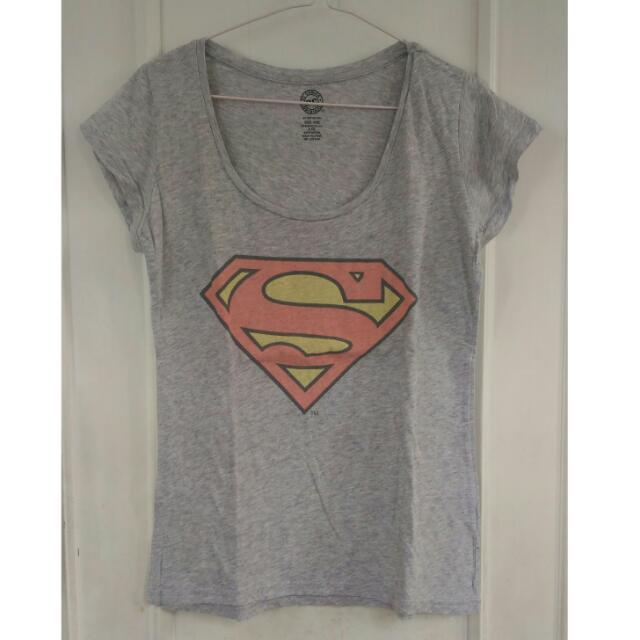 Cotton On DC Superman Tshirt