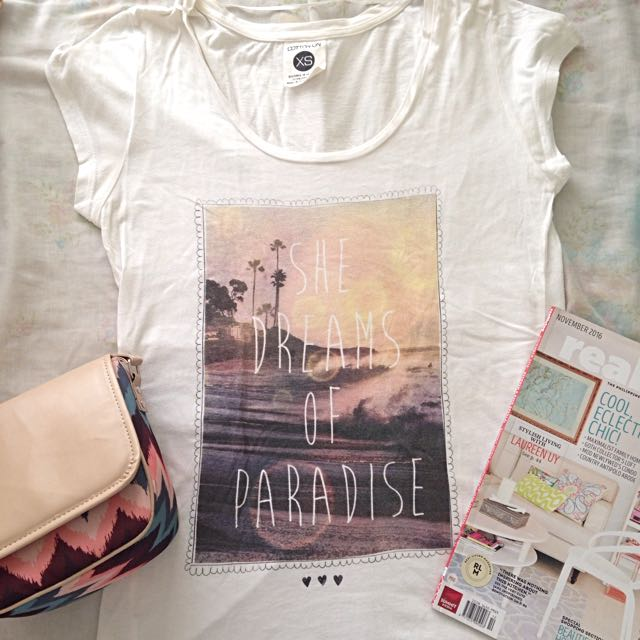 Cotton On Paradise Loose Shirt