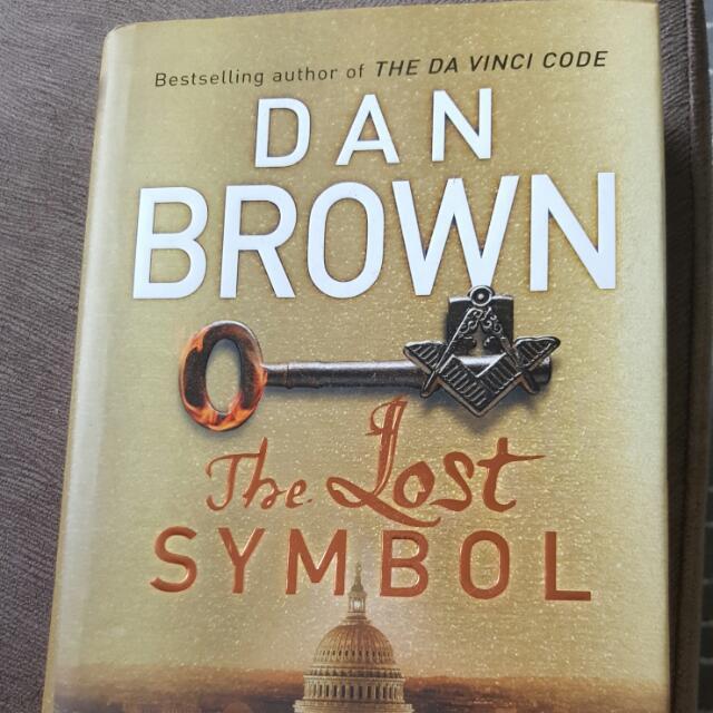 Dan Brown - The Lost Symbol (Hard Bound)