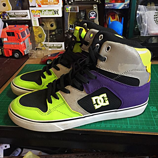 DC SHOES USA